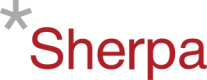 Logo de l'association Sherpa