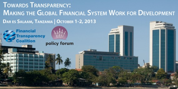 Financial Transparency Coalition Conference, Dar es Salaam - © Financial Transparency Coalition
