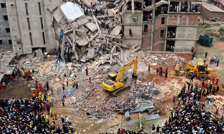 Rana Plaza - © Munir Uz Zaman - AFP - Getty Images