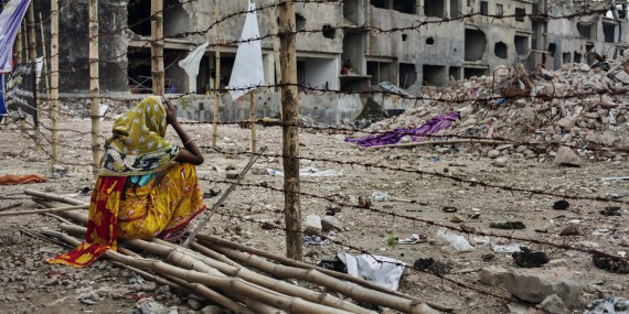 Rana Plaza Collapse: Death of A Thousand Dreams: